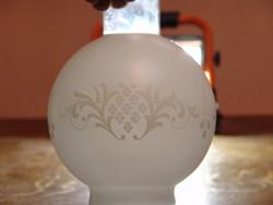 Antik petróleum lámpa búra.....gyüjtői darab