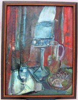 Mayer Berta festmény