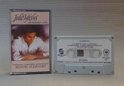 Julio Iglesias - Un hombre solo - magnókazetta