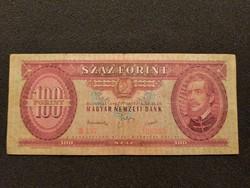 Ropogós 100 Forint 1949 !!!