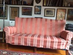 Kárpitozott kanapé és 2 fotel