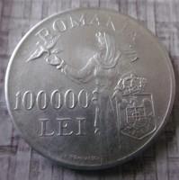 Ag 100 000 Lej Mihail T1-2