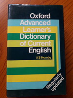 AS Hornby - Oxford advanced learners' dictionary of current English