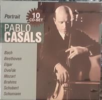 PORTRAIT PABLO CASALS  -  CSELLÓ     10 CD SET
