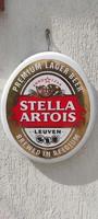Zomànc tàbla,sőr reklám Stella Artois,Bíer , Belgium