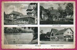 *C - - - 043  Magyarország régi képeken: Alsógöd