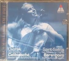 JACQUELINE DU PRÉ  -   DVORAK , SAINT - SAENS   CD
