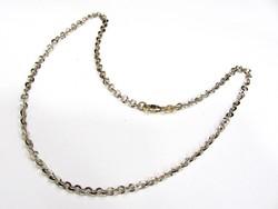 Arany kétszínű nyaklánc (K-Au40406)