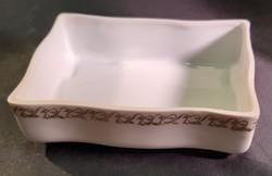 Német porcelán tálka