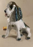 Porcelán nagyméretű kutya 29