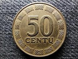 Litvánia 50 cent 1997 (id48948)