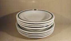 Alföldi tányérok Gemenc felirattal 4db mély ,4 db sekély