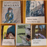 Berkesi András könyvek