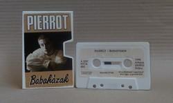 Pierrot - Babaházak - magnókazetta