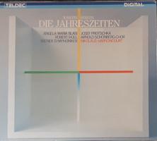 HAYDN : DIE JAHRESZEITEN   HARNONCOURT   2 CD