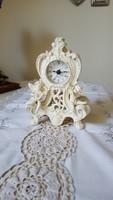 Barokk stílusú,angyalkás óra