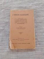 A modern háziasszony 1910