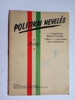A Honvédelmi minisztérium kiadványa !! 1949 -es kiadás   !!  ( 2 )