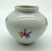 B586 Hollóházi váza - szép állapotban