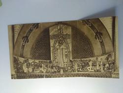 Regnum Marianum 3 részes képeslap