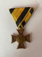 Katonai Legénységi Szolgálati Jel VI év után