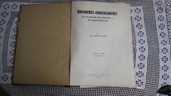 Dr.Salgó Sándor : Önismeret - Emberismeret ,Pannónia ,1944.