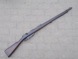 Mauser GEW88 puska hatástalanítva