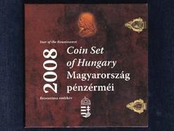 UNC magyar forgalmi sor 2008 BU - Reneszánsz emlékév Hunyadi ezüst fantáziaverettel (id7507)