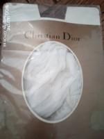 Gyönyörű fehér Christian Dior L-es méretű harisnyanadrág