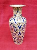 Zsolnay gyönyörű porcelán váza