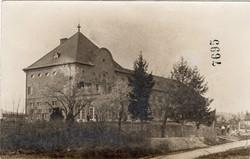 1936 Balatongyörök BM üdülő