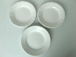 Gránit tányér régi jelzett 3 db