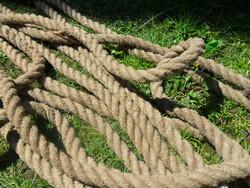 24 méter kender kötél
