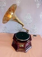 Működő gramofon!