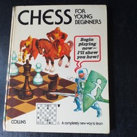 Angol nyelvű sakk könyv