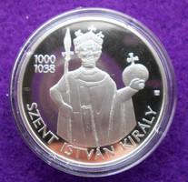 Szent István ,  ezüst 15 000 ft.