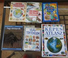 Képes természetkönyvek fiataloknak