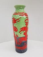 Retro kerámia váza. Gyűjtői darab.