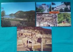 Visegrádi képeslapok 80-s évek
