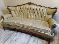 Neobarokk warrings kanapé