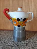 Hollóházi kávéfőző