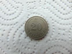 Horthy 20 fillér 1926