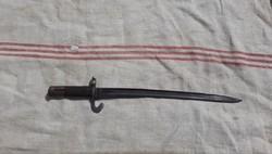 Eladó 1870 m werndl bajonett/szurony