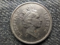 Fidzsi-szigetek II. Erzsébet dob 5 cent 1990 (id48854)