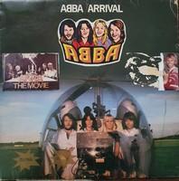 ABBA bakelit lemez 1976-ból.