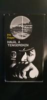 P. H. Freyer - Halál a tengereken könyv 1979