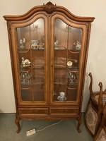 Warrings vitrines vagy könyves szekrény 104x185x45cm