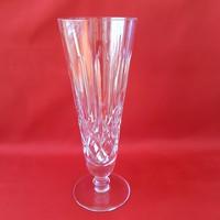 Kristály pohár, sörös, fröccsös  pohár vagy váza