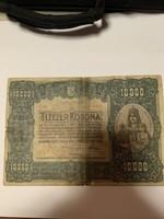 10 000 -Korona 1920-as