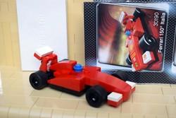 LEGO 30190 Ferrari 150 Italia játék auto készlet